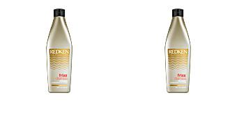 FRIZZ DISMISS shampoo Redken