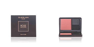 Guerlain ROSE AUX JOUES blush tender #03-peach party 6,5 gr