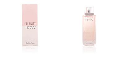 Calvin Klein ETERNITY NOW eau de perfume spray 100 ml
