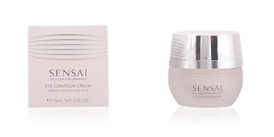Kanebo SENSAI CELLULAR PERFORMANCE eye contour cream 15 ml