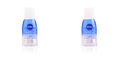 Nivea VISAGE desmaquillador ojos waterproof doble acción 125 ml