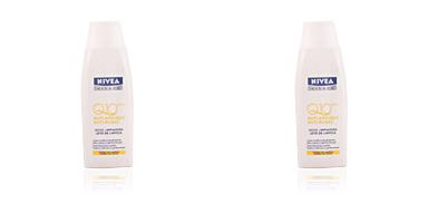 Nivea Q10+ anti-arrugas leche limpiadora 200 ml