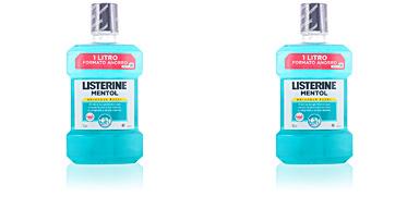 Listerine MENTOL enjuague bucal 1000 ml