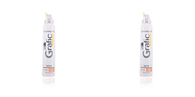 Garnier GRAFIC espuma extrafuerte 200 ml