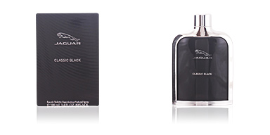 Jaguar JAGUAR CLASSIC BLACK eau de toilette spray 100 ml