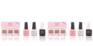 Revlon Make Up COLORSTAY gel ENVY MANICURA FRANCESA SET 3 pz