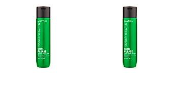 TOTAL RESULTS CURL PLEASE shampoo Matrix