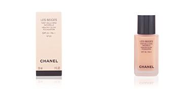 Chanel LES BEIGES teint belle mine naturelle SPF25 #20 30 ml