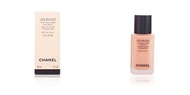 Chanel LES BEIGES teint belle mine naturelle SPF25 #32-rosé 30 ml