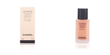 Chanel LES BEIGES teint belle mine naturelle SPF25 #42-rosé 30 ml