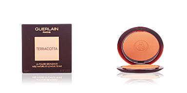 Guerlain TERRACOTTA bronzing powder #01-clair brunettes 10 gr