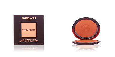 Guerlain TERRACOTTA bronzing powder #03-naturel brunettes 10 gr