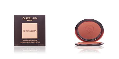Guerlain TERRACOTTA bronzing powder #04-moyen blondes 10 gr