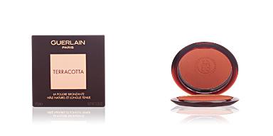 Guerlain TERRACOTTA bronzing powder #05-moyen brunettes 10 gr