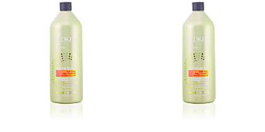 CURVACEOUS curly memory complex shampoo Redken
