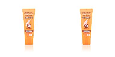 Babaria SOLAR SPORT crema solar facial waterproof SPF50 75 ml