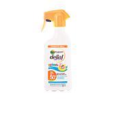Delial NIÑOS leche protectora hidratante pistola SPF50+ 300 ml