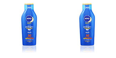 Nivea SUN PROTEGE&HIDRATA leche SPF50+400 ml