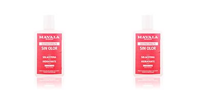 Mavala QUITAESMALTE CRYSTAL sin acetona 100 ml