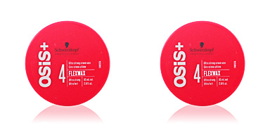 Schwarzkopf OSIS FLEXWAX ultra strong cream wax 85 ml