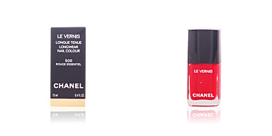 Chanel LE VERNIS #500-rouge essentiel 13 ml