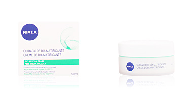 Nivea AQUA EFFECT crema día matificante SPF15 PM/G 50 ml
