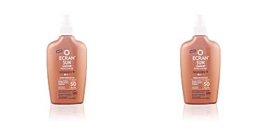 Ecran SUN LEMONOIL BRONCEA+ leche solar spray SPF50 200 ml
