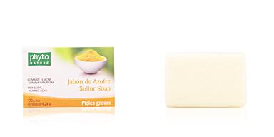 Luxana PHYTO NATURE pastilla jabón azufre 120 gr