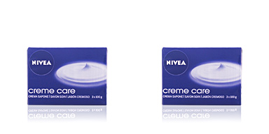 Nivea CREME CARE JABONES SET 3 pz
