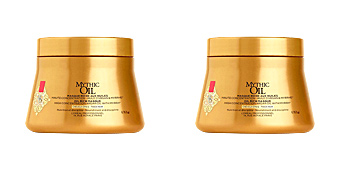 MYTHIC OIL rich mask #thick hair L'Oreal Expert Professionnel