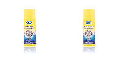 Doctor Scholl FRESH STEP deodorant en polvo pies y calzado 75 gr