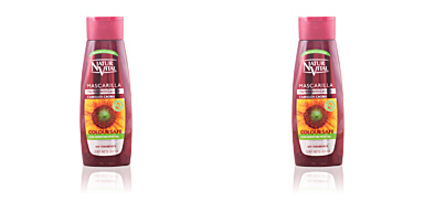 Naturaleza Y Vida mask COLOURSAFE caoba 300 ml