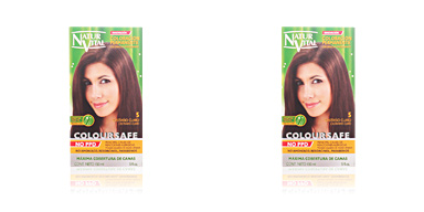 Naturaleza Y Vida COLOURSAFE tinte permanente #5-castaño claro 150 ml