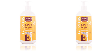 Natural Honey ELIXIR DE ARGAN loción corporal dispenser 400 ml