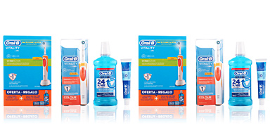 Oral-b VITALITY CROSS ACTION SALUD SET 3 pz