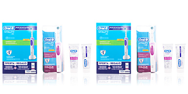 Oral-b VITALITY CROSS ACTION BELLEZA SET 3 pz