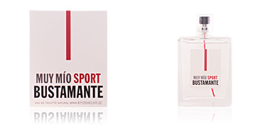 Bustamante MUY MIO SPORT eau de toilette spray 100 ml