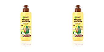Garnier ORIGINAL REMEDIES crema sin aclarado aguacate & karite 200ml