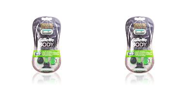 Gillette BODY cuchilla afeitar desechable 3 uds