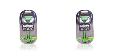 Gillette BODY máquina más recambio