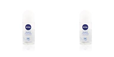 Nivea PURE INVISIBLE 48H 0% deodorant roll-on 50 ml