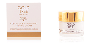 Gold Tree Barcelona COLLAGEN & HYALURONIC firming cream 50 ml