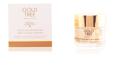 Gold Tree Barcelona GOLD ILLUMINATING anti-aging cream 50 ml
