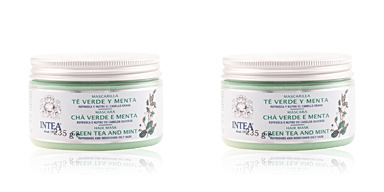Camomila Intea TÉ green & MENTA mask cabello graso 250 ml