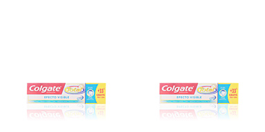 Colgate TOTAL EFECTO VISIBLE pasta dentífrica 75 ml + 33%