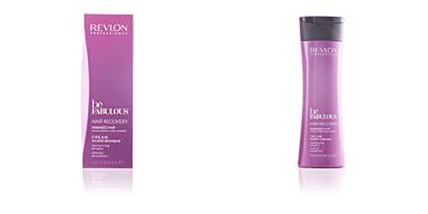 BE FABULOUS recovery cream shampoo Revlon