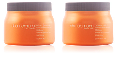 Shu Uemura URBAN MOISTURE hydro-nourishing treatment dry hair 500 ml
