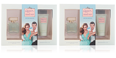 Antonio Banderas QUEEN OF SEDUCTION SET 2 pz