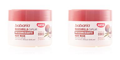 Babaria ACEITE DE COCO mask capilar desenredante 250 ml