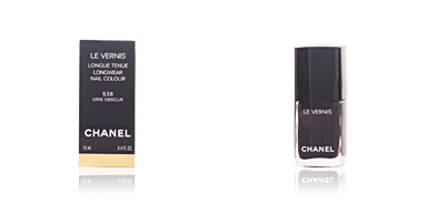 Chanel LE VERNIS #538-tenue gris obscur 13 ml